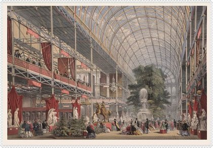 Blog 23: Virtual Tour of Crystal Palace in Hyde Park