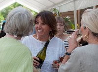 Friends' summer party at the Boathouse 2015