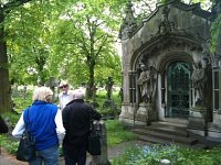 Friends Tour of Brompton Cemetry