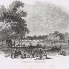 Serpentine Boating 1847