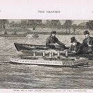 Steam Channel Ferry Trial, 1876